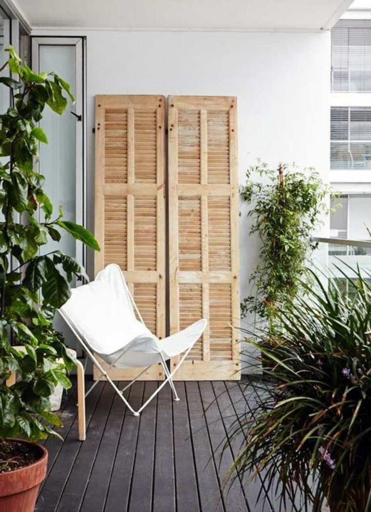 balcones decoraci n para lugares estrechos y largos