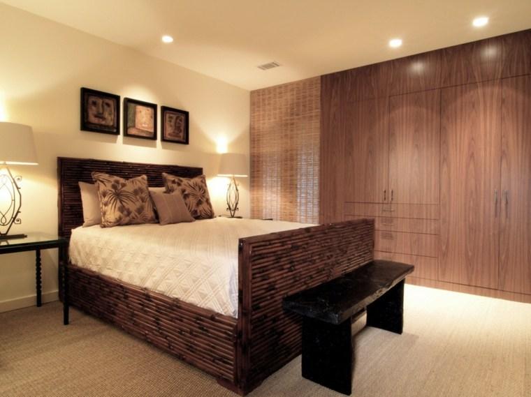 bambu lineas maturales muebles led