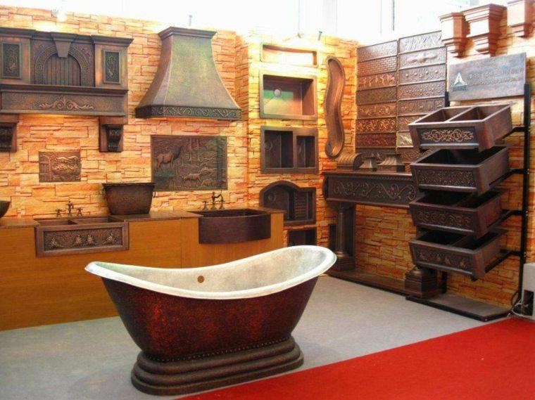 baños antiguos casa