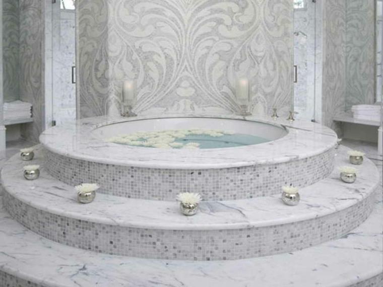 baños antiguos decorar casa
