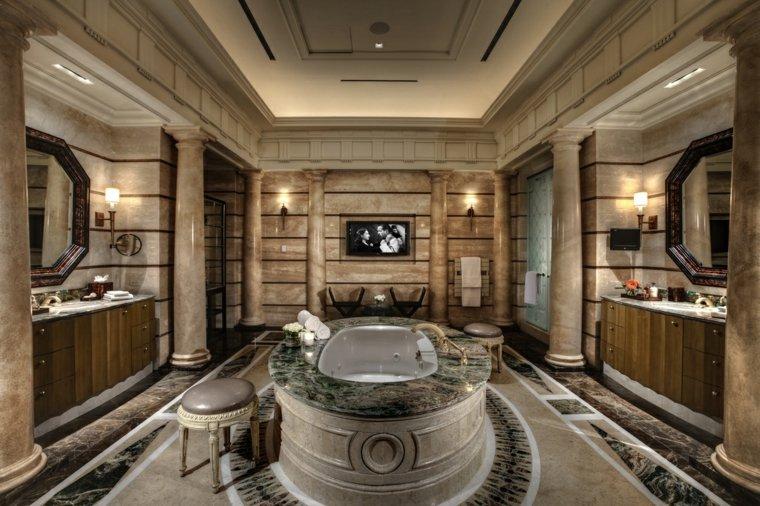 baños antiguos decoración interiores