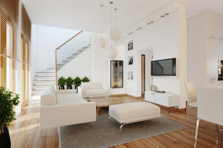 blancas fondos sala madera colores