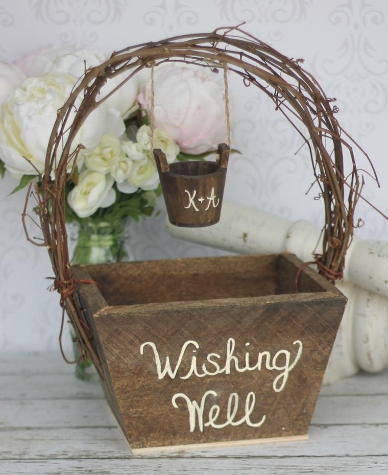 boda rústica detalles decoración