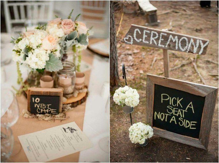 bodas campestres originales disenos