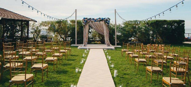 bodas sencillas decoracion boda elegante playa ideas