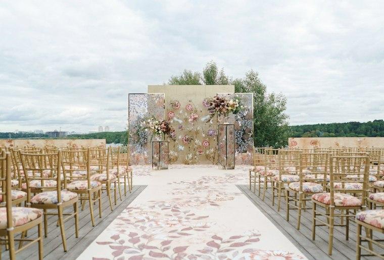 bodas sencillas decoracion lugar casamiento diseno ideas