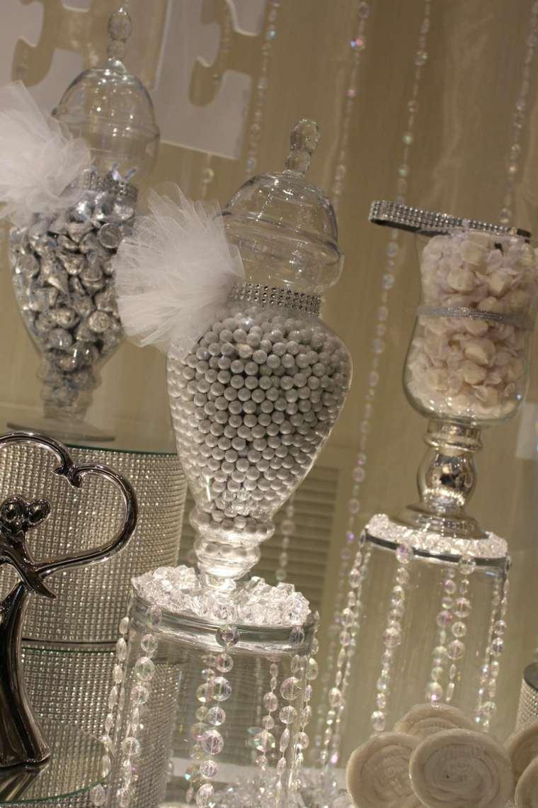 bonita decoración de dulces