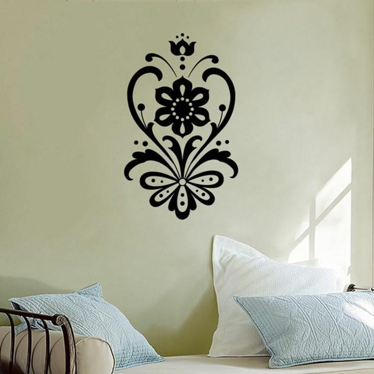 Vinilos decorativos economicos para las paredes de tu hogar - Disenos de vinilos ...