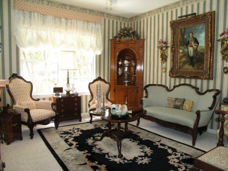 bonitos muebles diseño lujoso