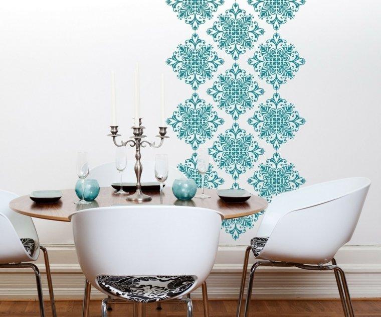 Vinilos decorativos economicos para las paredes de tu hogar for Vinilos decorativos hogar