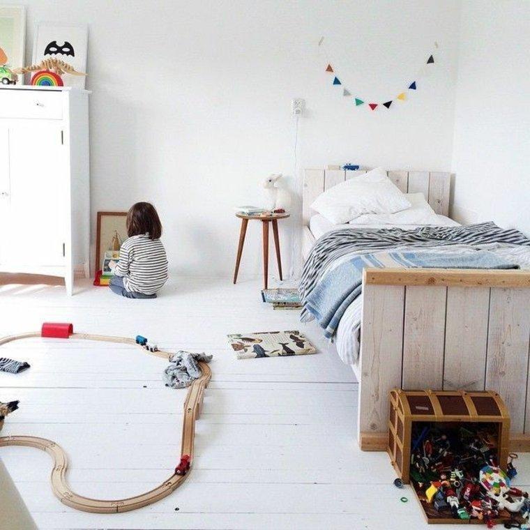 originales diseos de camas para nios en madera