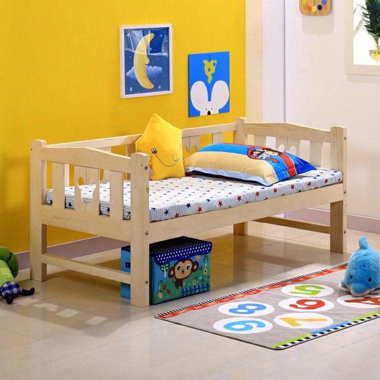 Dise os de camas para ni os en madera 24 im genes - Camas a medida para ninos ...