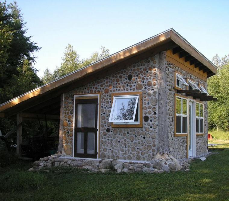 casas pequeñas piedra