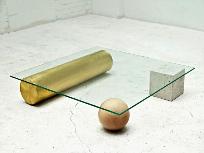 centro mesa minimalista moderna acentos