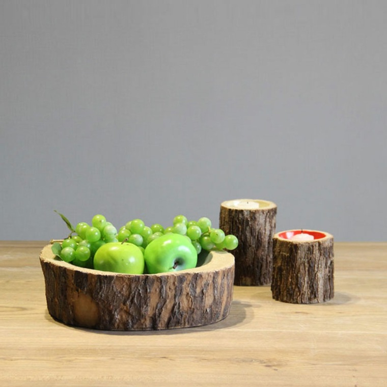 centros de frutas decorar mesa