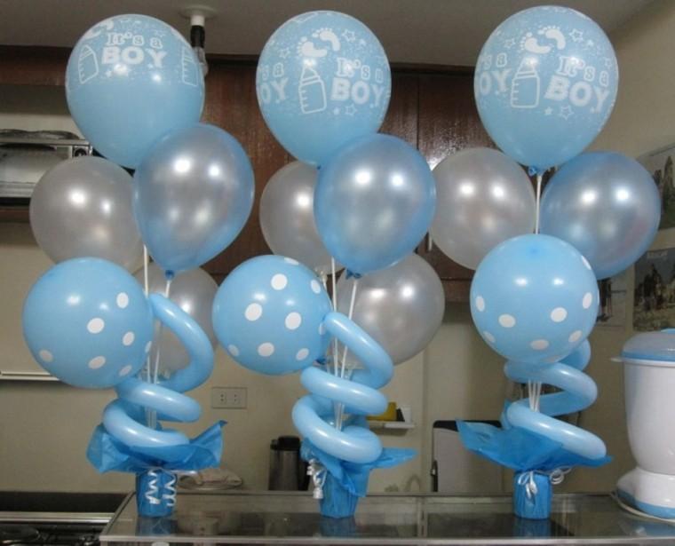 centros de mesa globos decorar