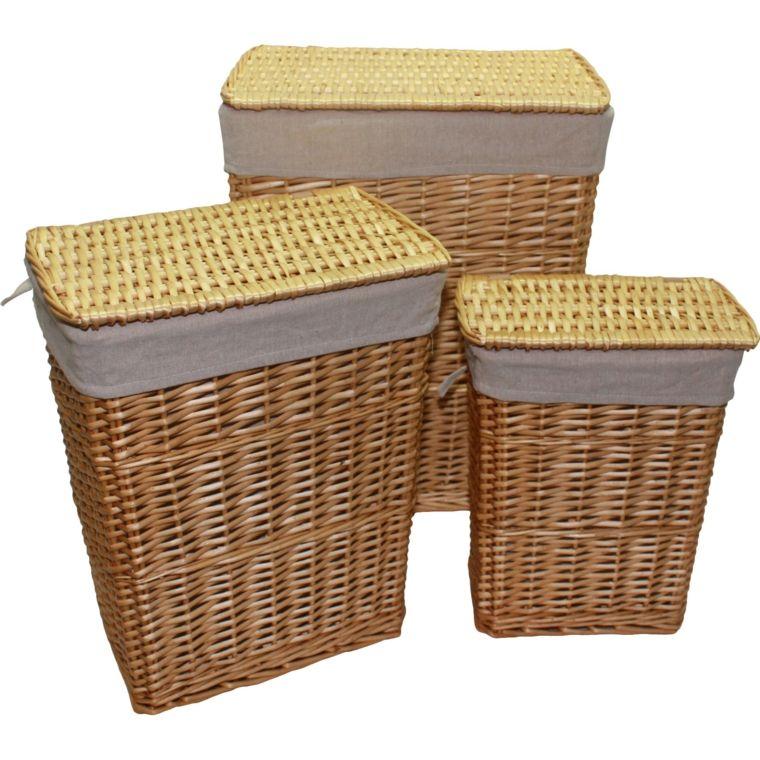 cestas ba o para decorar y ordenar los interiores
