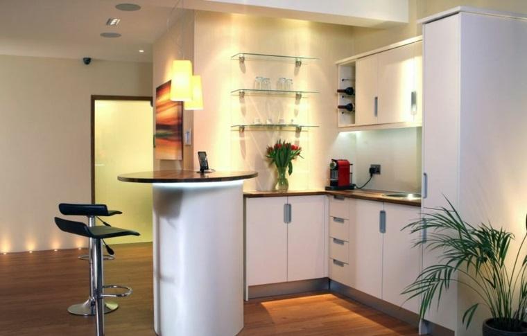 Cocinas modernas baratas para decorar los interiores for Cocinas americanas baratas