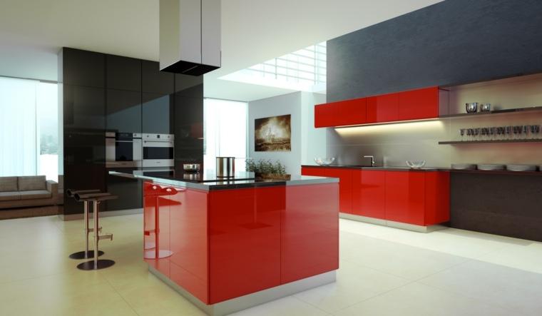 cocinas de diseño baratas interior