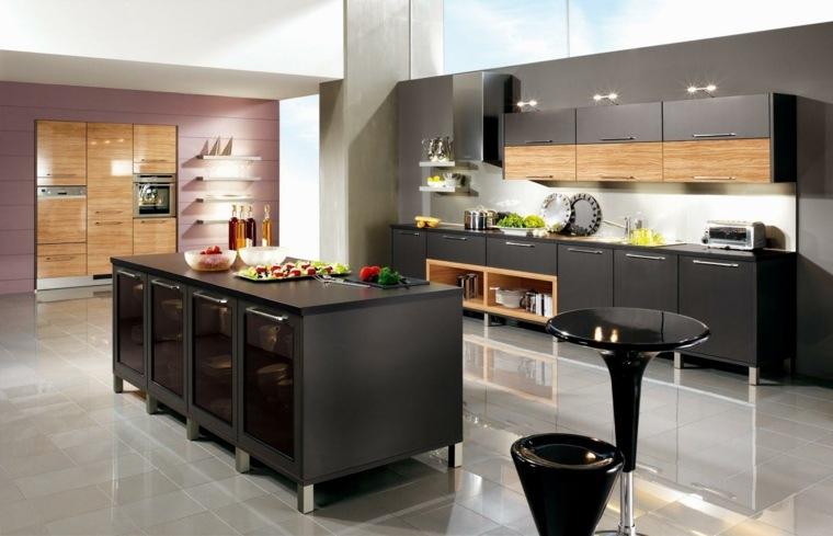 Cocinas modernas baratas para decorar los interiores for Cocinas de diseno baratas
