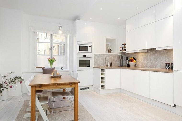 Cocinas Modernas Baratas Para Decorar Los Interiores - Cocinas-modernas-baratas