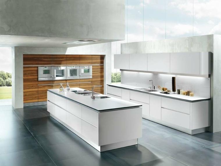 Cocinas modernas baratas para decorar los interiores for Cocina interiores modernas