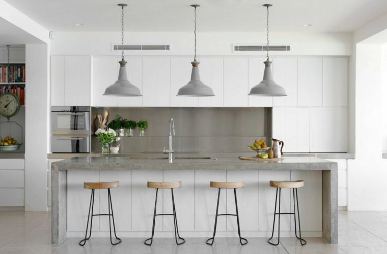Cocinas modernas baratas para decorar los interiores for Cocinas completas baratas
