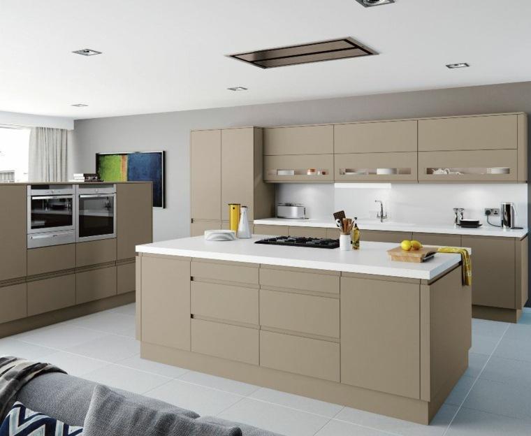 cocinas modernas y baratas interior