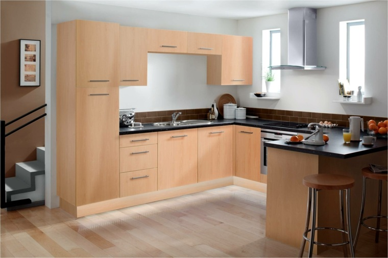 Cocinas modernas baratas para decorar los interiores for Cocinas muy baratas