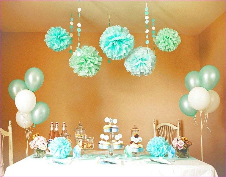 color aguamarina decoración