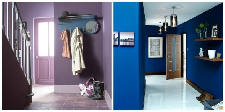 colores para pintar un pasillo