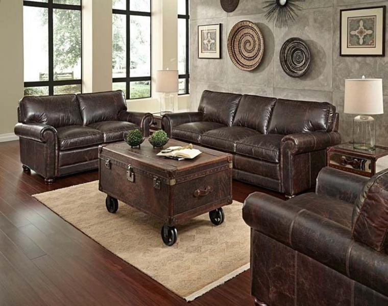 original conjunto muebles estilo vintage
