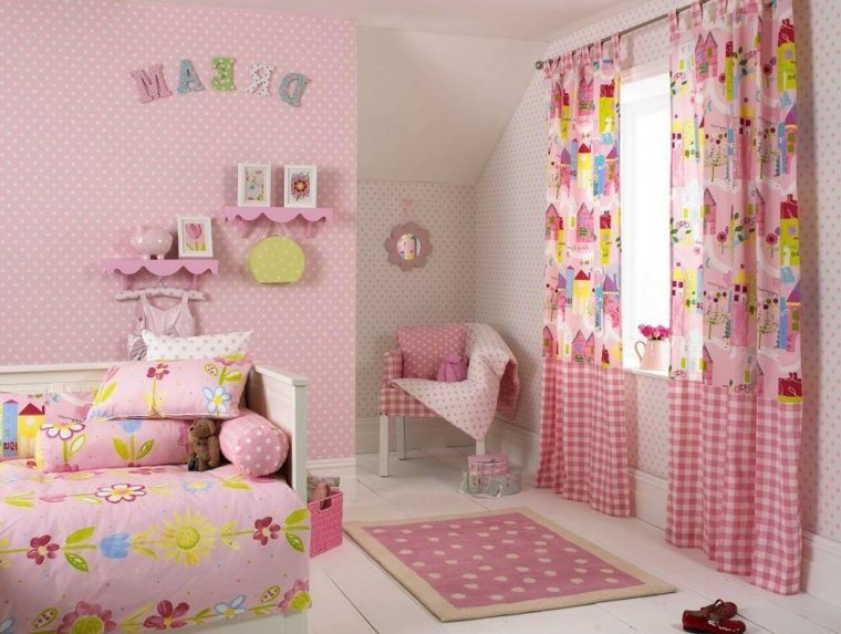conjunto ropa cama cortinas