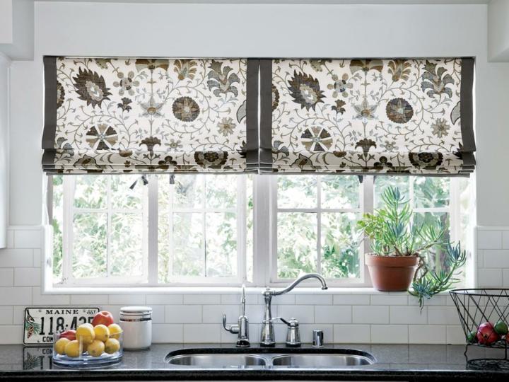 cortina para cocina estores estilos muestras