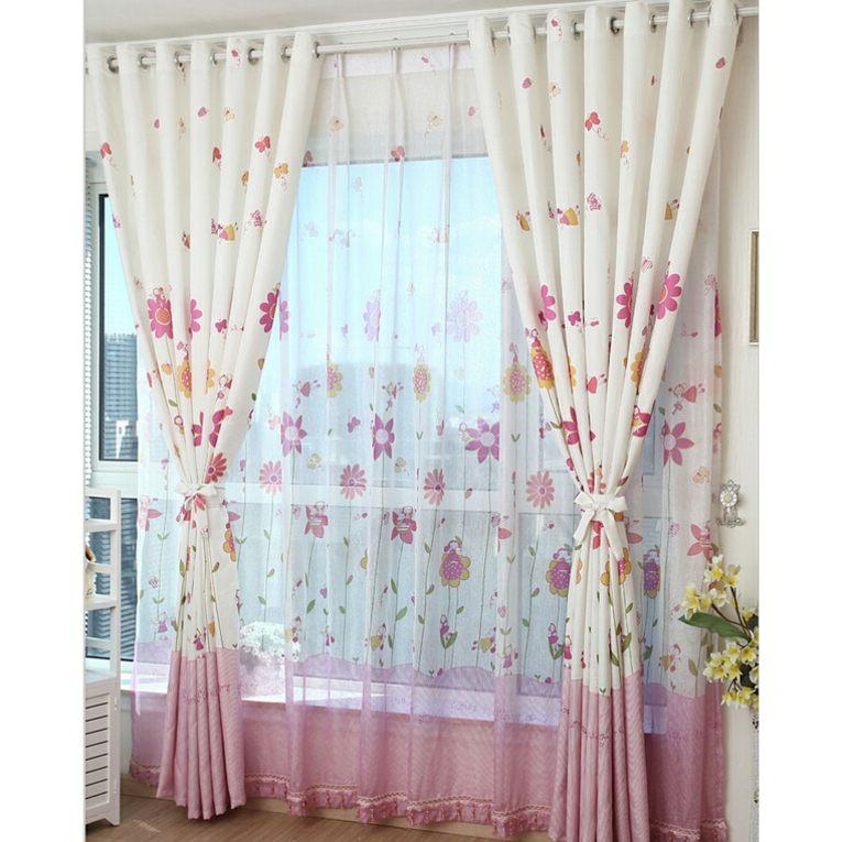 cortinas bebés