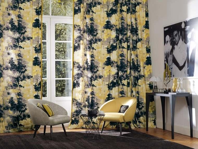 cortinas de salon opciones zimmer rohde diseno ideas