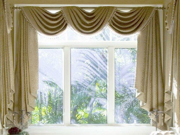 cortinas fotos salón