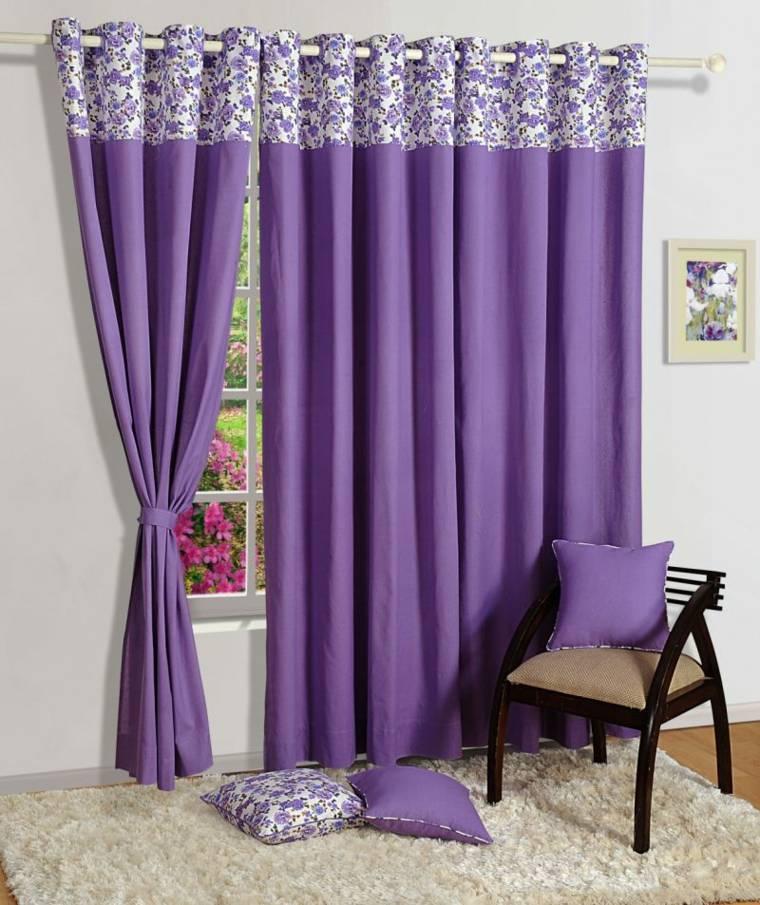 cortinas imágenes salón