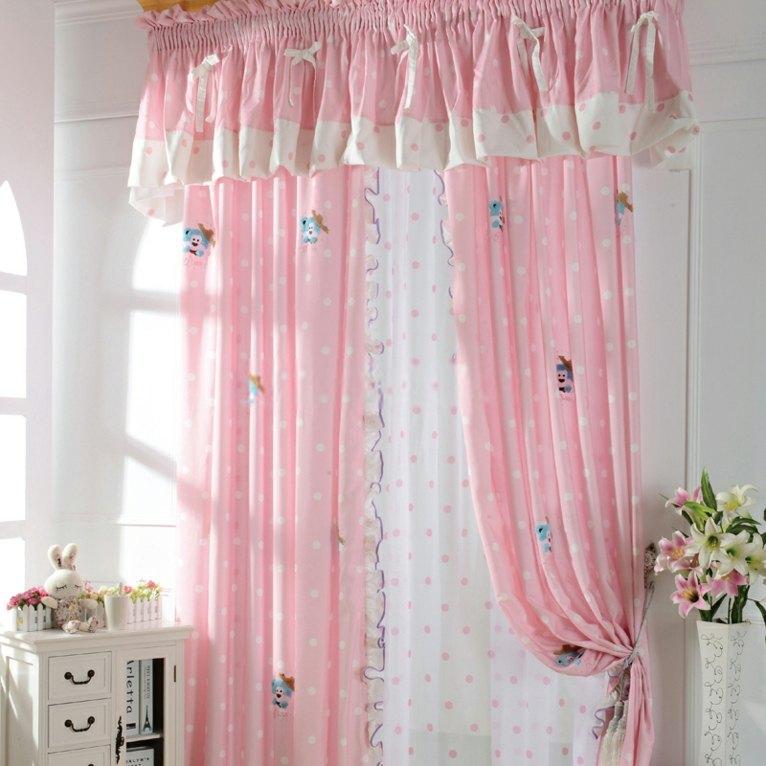 cortinas para bebé