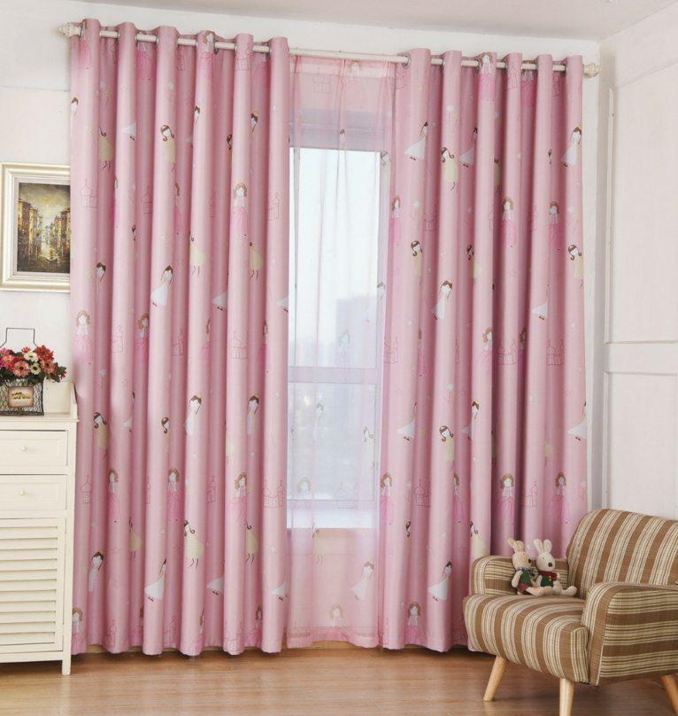 cortinas para bebés decoración interior