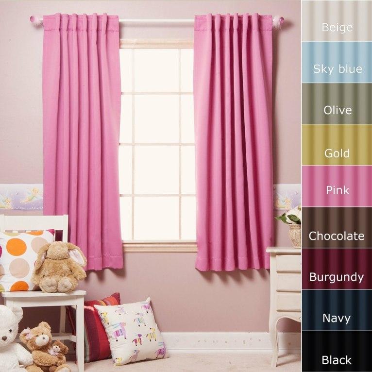 cortinas para bebés decoración interiores