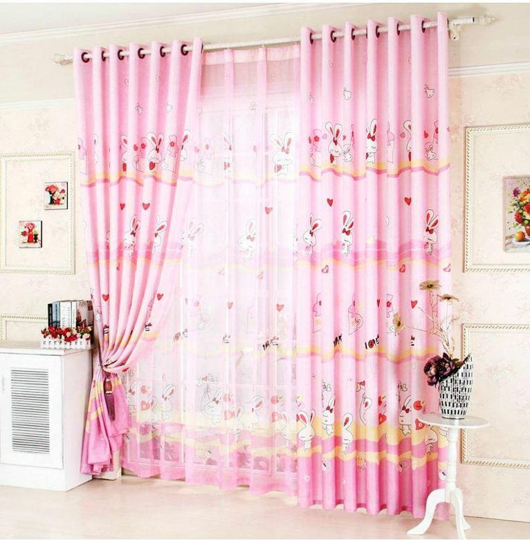 Cortinas para beb s para decorar las habitaciones - Dibujos para habitaciones de bebe ...