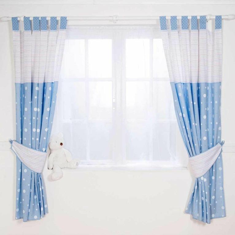 cortinas para bebés habitación
