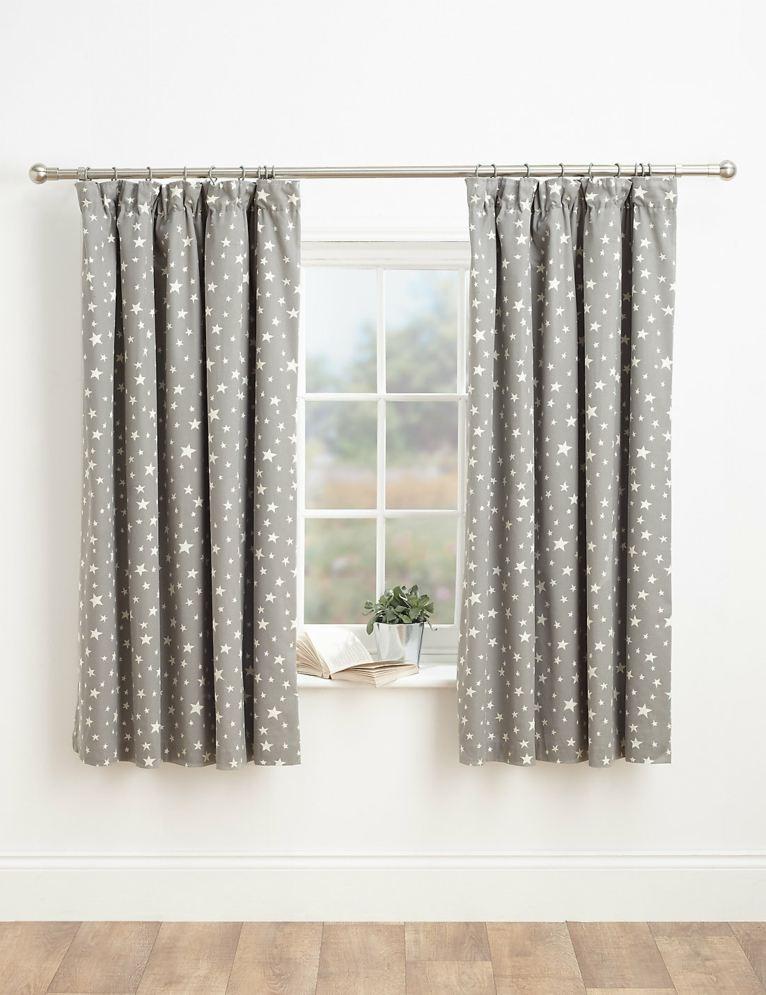cortinas para bebés