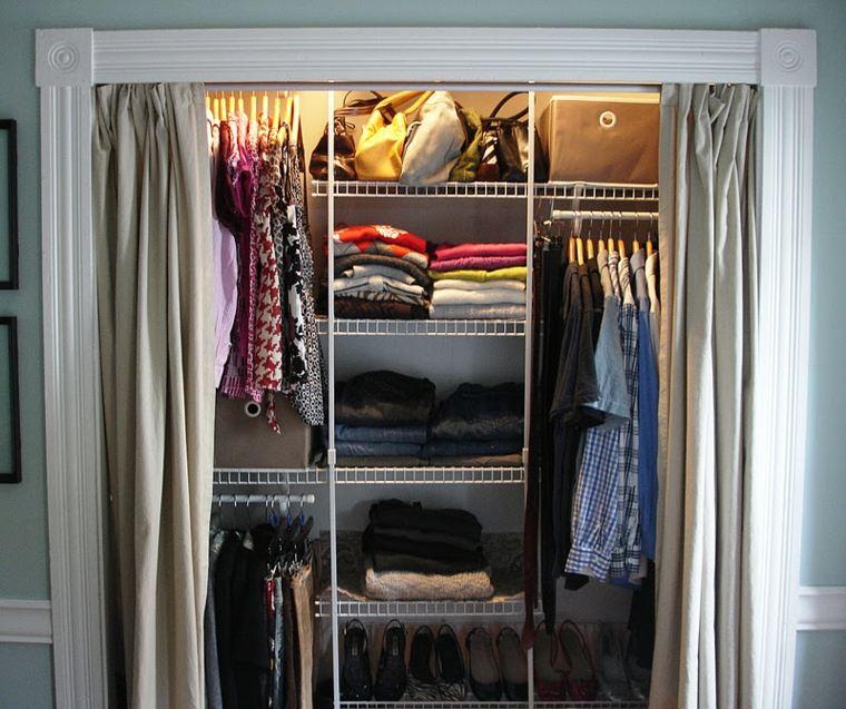 cortinas puertas especiales muebles ropas