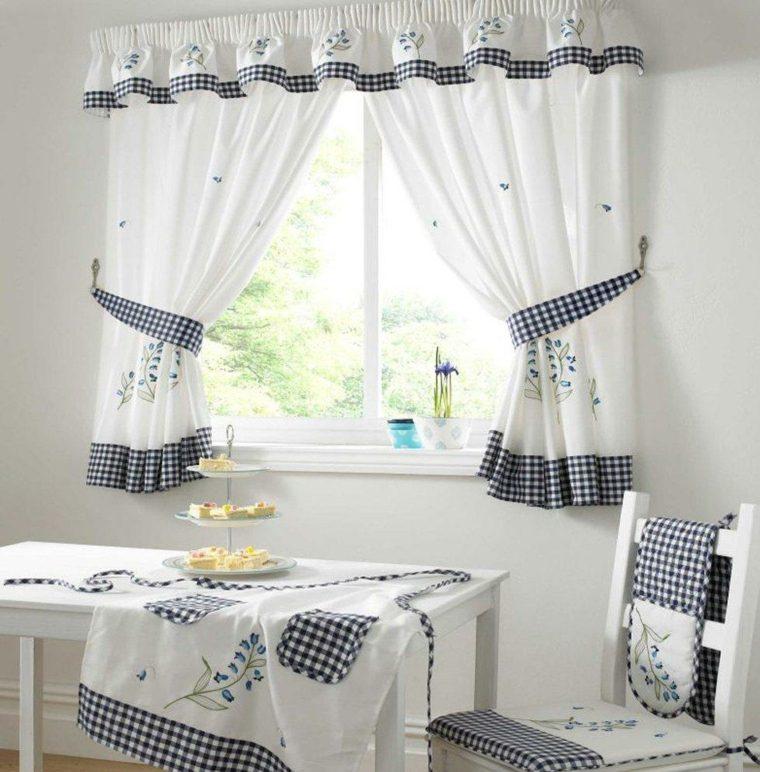 Cortinas para ventanas peque as 24 dise os estupendos - Estilo de cortinas ...