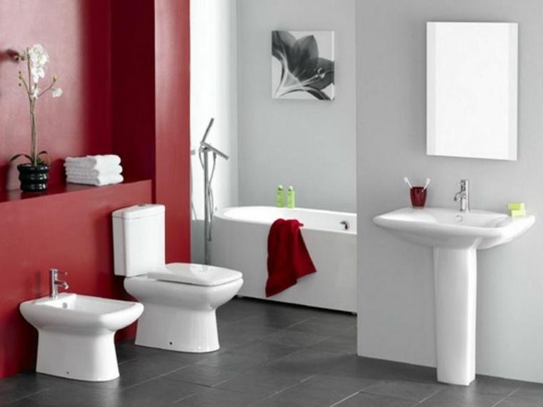 cuadro para el baño decorar