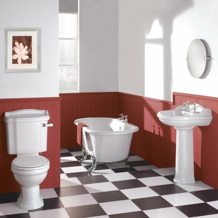 cuadros de baños decorar