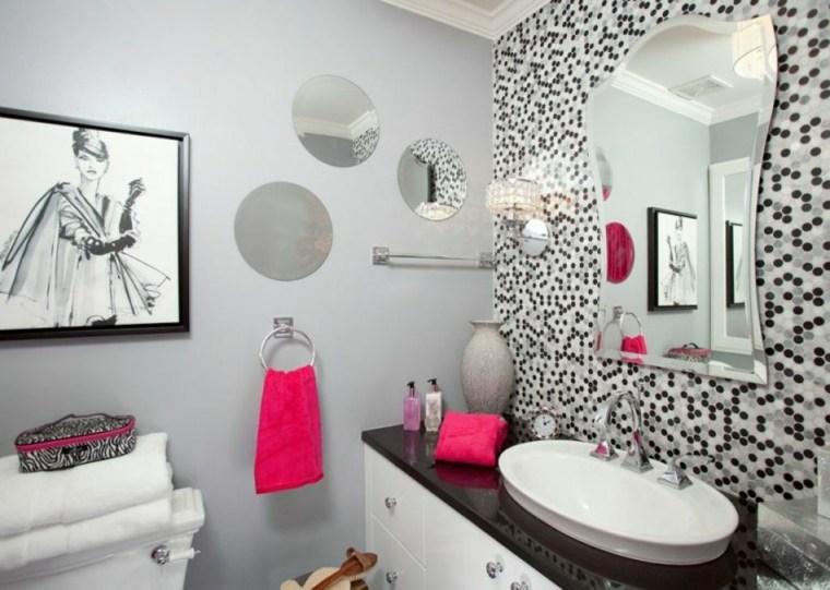 cuadros de baños
