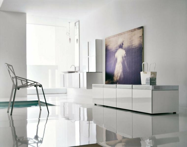 cuadros para baos modernos decorar interiores